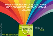 Reviews for Ander Blake Company / Product Reviews. #acrylic #painting #art www.anderblakecompany.com