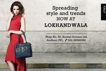Spreading style and trends Now at Lokhandwala! / Build your excitement as Baggit has now found its way to spread style and trends at Lokhandwala, Andheri. From wallets, to caps, to multi pocket pouches, handbags, hobos, clutches and belts, Baggit makes use of cruelty-free synthetic leather and other gorgeous innovative fabrics to offer head-turner products for any occasion. Make sure to walk into our brand new plush store to get your style fix and make a serious style statement with our incredible 100% trendy, chic and dazzling products.