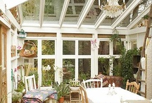 Sun rooms / by Jacqueline Wagner