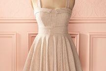 robe rétro