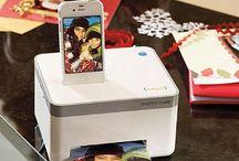 Smarte ting man bør ha / iPhone fotoprinter