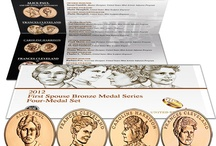 First Spouse Medals / by United States Mint