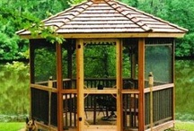 Camp/backyard/dirt road house