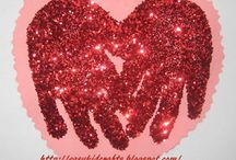 Valentine's (Crafts, Gifts and Treats)