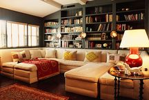 Media and Family Rooms / by Leila @ In the Tweeds
