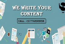 Content Writing | Softechure IT Services