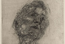 Frank Auerbach  / by Lex Hamers