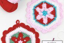 Knitting-Crochet-Örgü / Hobi