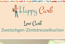 low carb backen