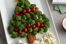 Christmas veggie