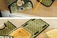 Casserole carrier.  To Sew