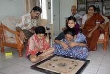 Children Indoor activities / how children are creative in indoor activities