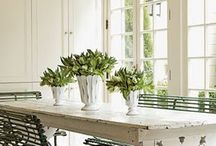 Table + Desks   home decor inspirations / Table, desks, consoles decor ideas! Get new inspiration and bring some freshness in your home decor!