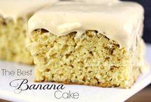 banana caake