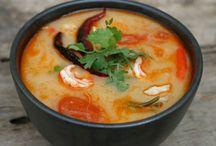 Thai Cuisine / Thai Cuisine