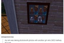 sims shenanigans/sims gone wrong