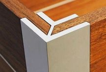 metal wood joinery