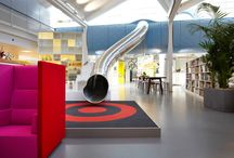 Workplace design / Creative and flexible work environments