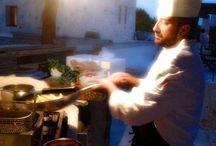Catering / Catering presso ville o case dei miei Clienti
