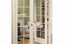 Internal Door Art Deco