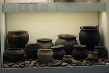 viking and slavic pottery