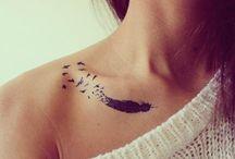 Tattoos / Tatuajes bonitos, con significado...