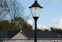 Fumagalli Urban Modern Light / Modern Italian outdoor light design combined with high quality technological aspects