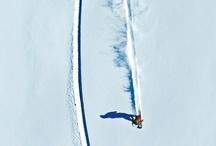 snow / winter, snowboard, ski...