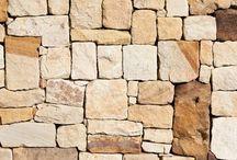 sandstone fences