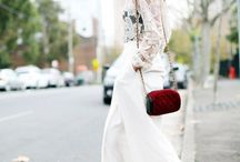 Street style / Streets are runways too