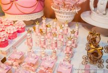 festa princesas / by BRAGA & BRAGA
