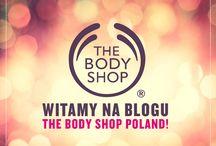 Blog The Body Shop Poland! / Chcemy być bliżej Was, dlatego stworzyliśmy bloga www.thebodyshopclub.pl, na którym będziemy się z Wami dzielić aktualnymi informacjami o naszych działaniach. Będziemy na nim pisać o nowościach kosmetycznych, aktualnych promocjach i konkursach z atrakcyjnymi nagrodami. Zachęcamy też do zapisania się do naszego newslettera i bazy SMS, dzięki czemu otrzymacie informacje o dodatkowych, specjalnych akcjach i rabatach.