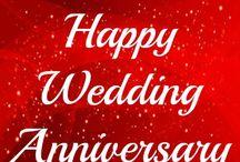 Wedding wishes.