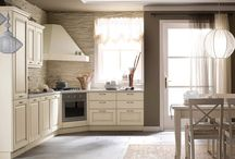 Kitchens / White kitchen
