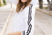 Outfits deportivos / Moda para ir a hacer ejercicio, deporte o gym