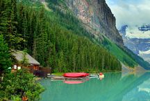 Canada / All the places and sights I want to see and experience in Canada