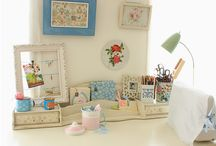 Workspaces / by Alyson MacDonald ~ Stampin' Up! Demonstrator