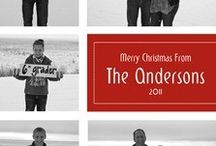 Christmas - family of 4 / by Kasie Welborn