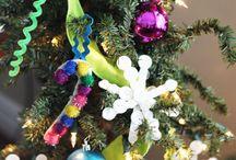 Navidad  / Como decorar el árbol