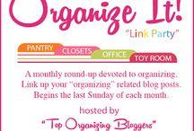 *Get Organized*