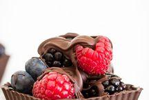 . chocolate .
