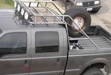 Rack camioneta