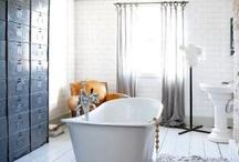 INTERIORS bathrooms / by Zoe Brewer