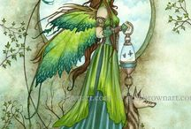 AMY BROWN ....FEERIE