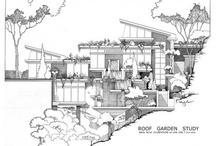 Roof decks & gardens