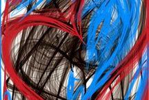 My art work (Arta mea) / sketch oiloncanvas oilpainting study art