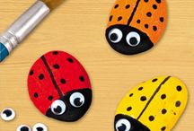 Lydia loves... / Ladybugs and other Lydie interests