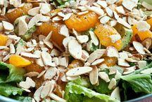 Green Salads / by yvonne Alderete