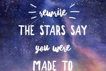 movie quotes & song lyrics