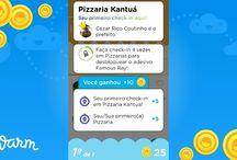 Restaurantes, Hotéis, Pizzaria e Outros